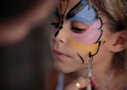 JW Marriott Phuket Resort & Spa Thailand - Kids Face Painting
