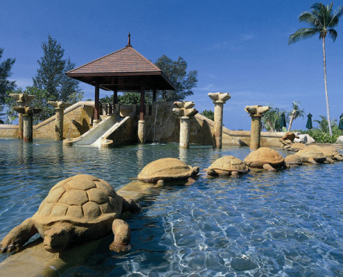 JW Marriott Phuket Resort & Spa Thailand - Kids Pool