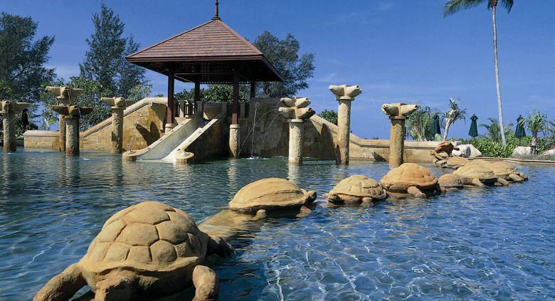 JW Marriott Phuket Resort & Spa Thailand - Kids Pool