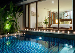 JW Marriott Phuket Resort & Spa Thailand - Pool Residence