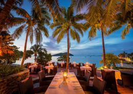Likuliku Lagoon Resort, Fiji - Fijiana Restaurant