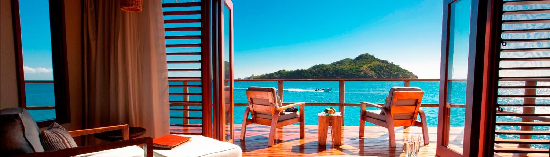 Likuliku Lagoon Resort, Fiji - Views