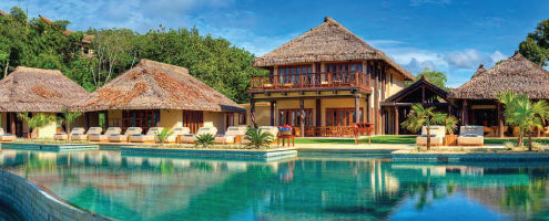 Nanuku Pool - Luxury Fiji Resorts