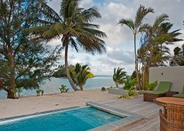 Nautilus Resort Luxury Villas, Cook Islands - Beachfront