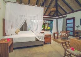 Nautilus Resort Luxury Villas Cook Islands - Villa Interior