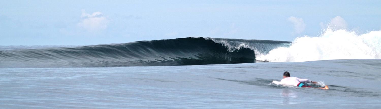Qamea Resort & Spa Fiji - Surf Break