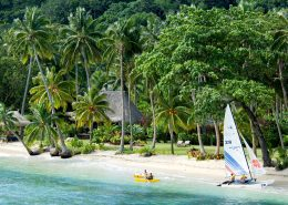 Qamea Resort & Spa, Fiji - Beachfront