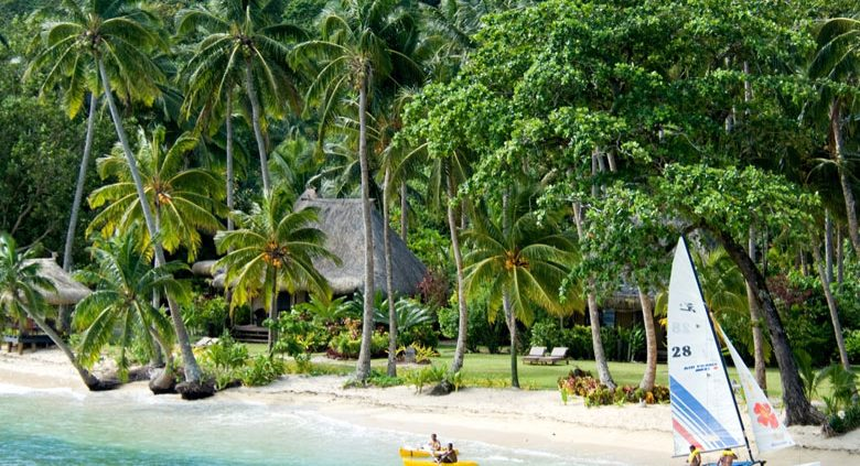 Qamea Resort & Spa, Fiji - Beachfront