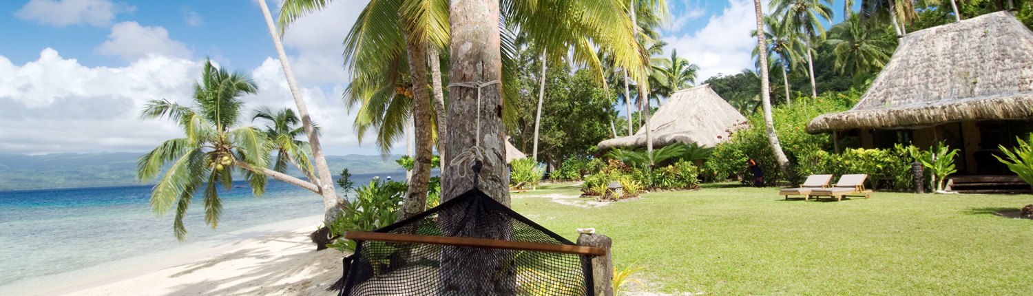 Qamea Resort & Spa Fiji - Beachfront Accommodation