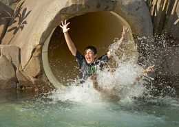 Radisson Blu Resort Fiji - Waterslide fun