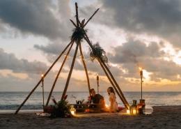 Sinalei Reef Resort & Spa Samoa - Beach Dining