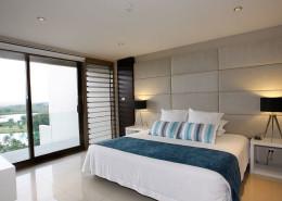 The Terraces Boutique Apartments Vanuatu - Bedroom