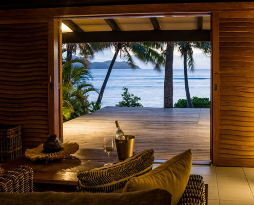 Tokoriki Island Resort, Fiji - Beachfront Bure