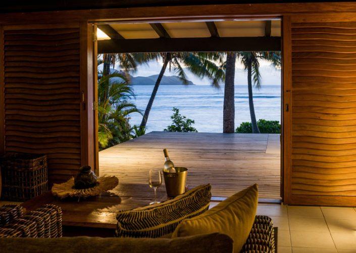 Tokoriki Island Resort, Fiji - Beachfront Bure