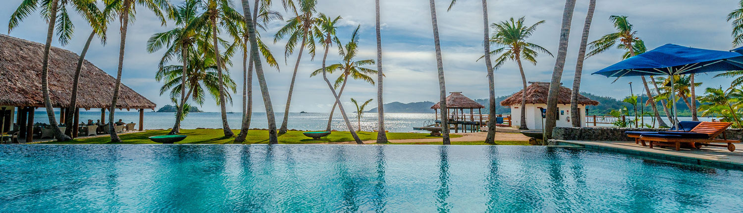 Tropica Island Resort Fiji - Resort Pool
