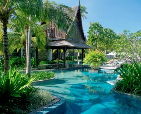 Twinpalms Phuket Thailand - Resort Pool