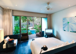 Twinpalms Phuket Thailand - Deluxe Pool One Bedroom