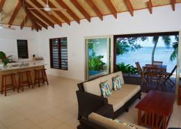 Vale Vale Beachfront Villas Vanuatu - Room Interior