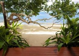 Vale Vale Beachfront Villas Vanuatu - Water Views