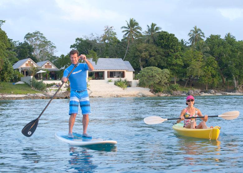 Villa 25 Vanuatu - Water Sports