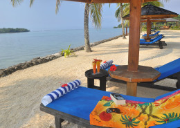 Warwick Le Lagon Resort & Spa Vanuatu - Beach