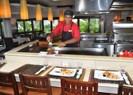 Warwick Le Lagon Resort & Spa Vanuatu - Dining