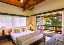 Warwick Le Lagon Resort & Spa, Vanuatu - Garden & Lagoon View Interior