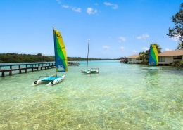 Warwick Le Lagon Resort, Vanuatu - Water Sports