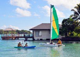 Warwick Le Lagon Resort, Vanuatu - Watersports
