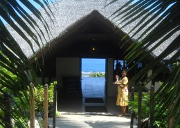 White Grass Ocean Resort Vanuatu - Welcome