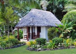 White Grass Ocean Resort Vanuatu - Bure Exterior