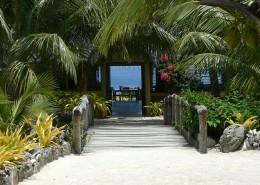 White Grass Ocean Resort Vanuatu - Restaurant