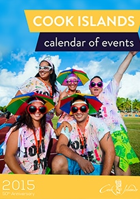 2016 Calendar of Events - The Cook Islands