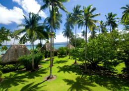 Qamea Resort & Spa Fiji - Resort Grounds