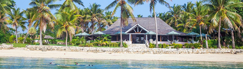 Aore Island Resort, Vanuatu - Beachfront