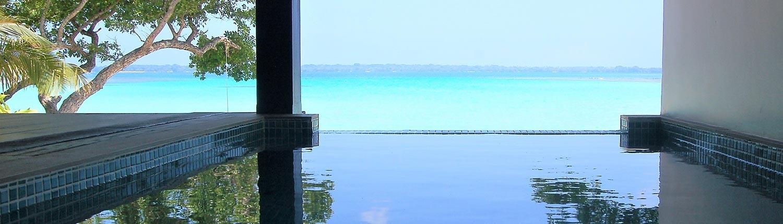 Barrier Beach Resort - Santo - Vanuatu - Pool View Accommodation