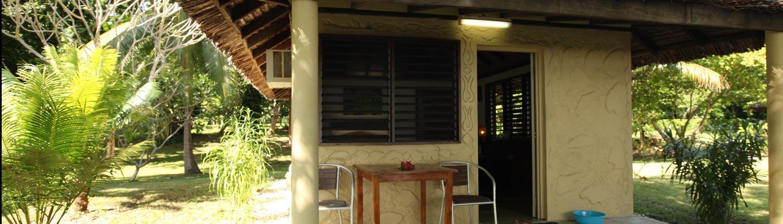 Bokissa Private Island Resort Vanuatu - Bure Exterior