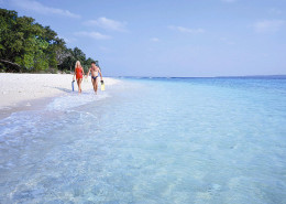 Bokissa Private Island Resort Vanuatu - Beach