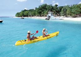 Bokissa Private Island Resort Vanuatu - Kayaking
