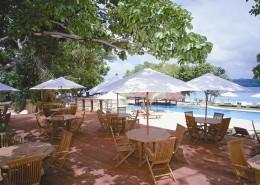 Bokissa Private Island Resort Vanuatu - Resort Pool