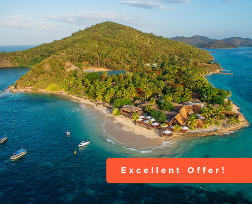 Castaway Island Fiji Pass To Happiness Deal