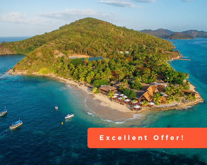 Castaway Island Fiji Package Holiday