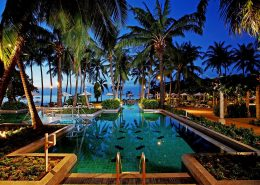 Centara Grand Beach Samui, Thailand - Resort Pool