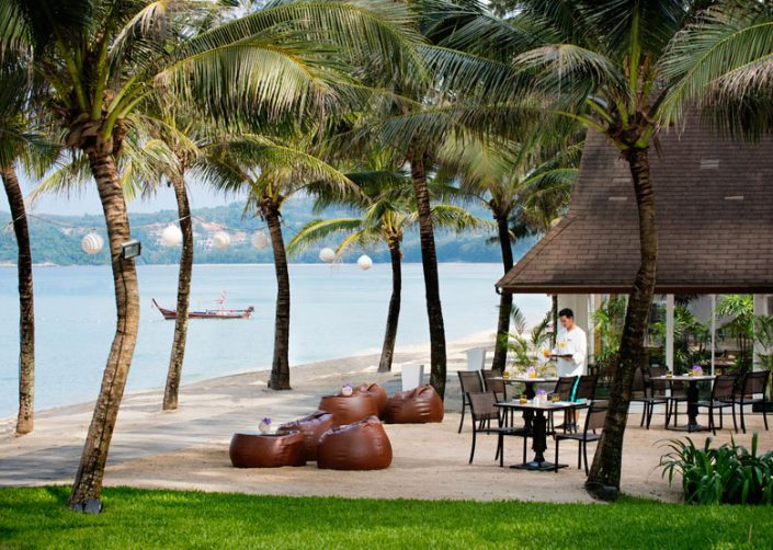 Dusit Thani Laguna Phuket, Thailand - Casuarina Beach Restaurant