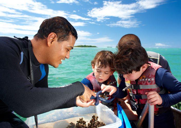 Jean-Michel Cousteau Resort Fiji - Marine Biologist