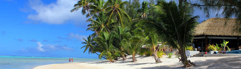 Nautilus Resort Luxury Villas Cook Islands - Beachfront