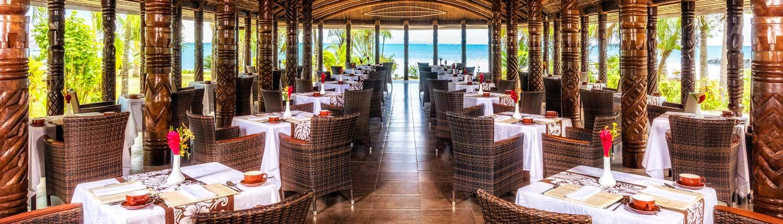 Sheraton Samoa Beach Resort, Samoa - Restaurant