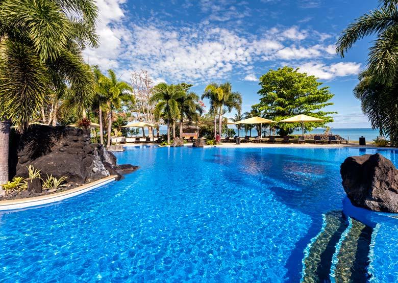 Sheraton Samoa Aggie Greys Resort Resort Pool Island Escapes - Where is samoa