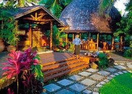 Sinalei Reef Resort & Spa Samoa - Main Bure
