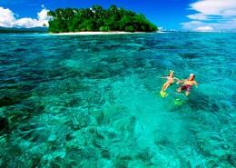 Sinalei Reef Resort & Spa Samoa - Snorkelling